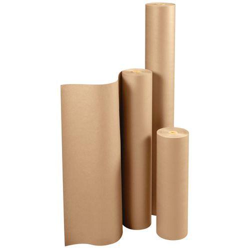 Rollen pakpapier - Naturel - Op rol - 70 g/m²