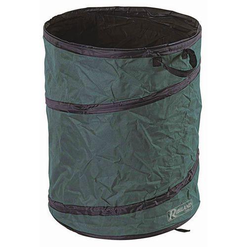 Herbruikbare pop-up zak voor groenafval - 90 l