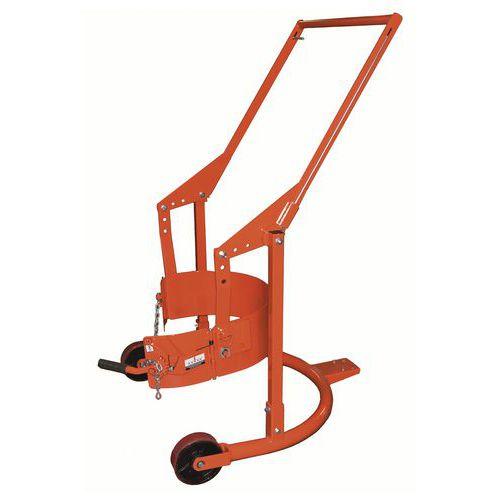 Steekwagen voor vaten - Draagvermogen 360 kg