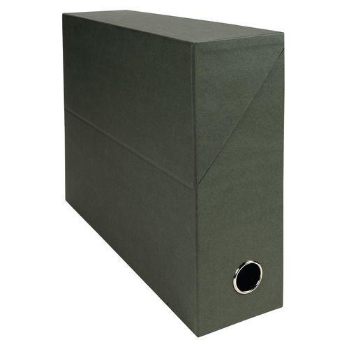 Transportdoos rug 90mm Exacompta