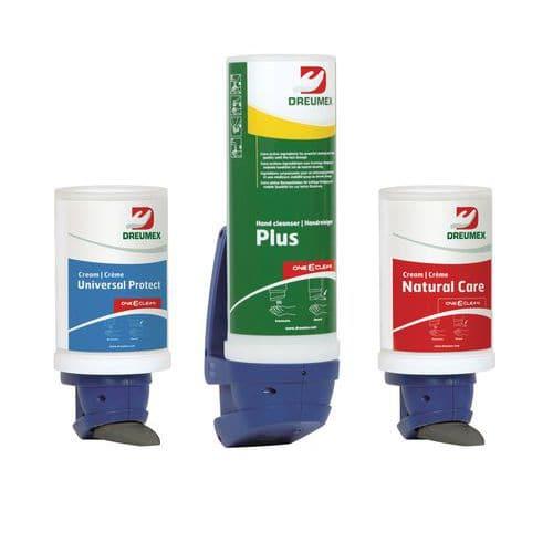 Automatische dispenser voor zeep, crème en gel - One2clean Dreumex