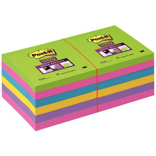 Post-it®-notes Super-Sticky