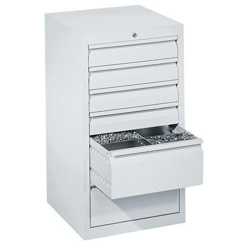 Armoire à tiroirs pour outils H90 - 6 tiroirs