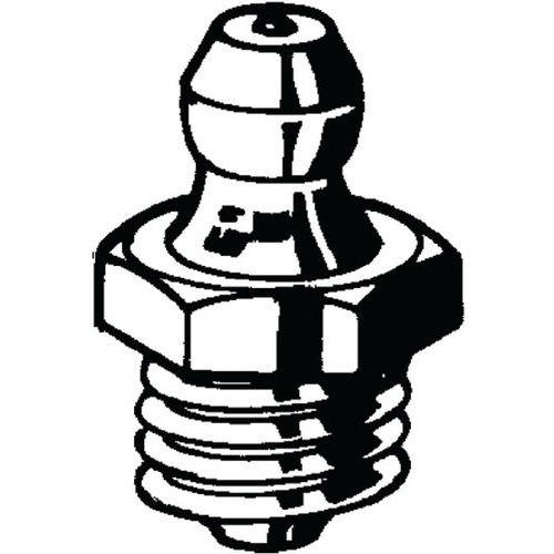 Smeernippel Conische MF A/B/C Staal Elektrolytisch verzinkt_72220