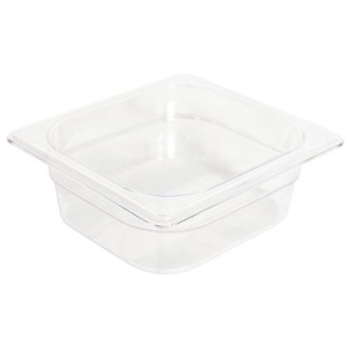 Bac à aliments Gastronorm 1/6 - Rubbermaid