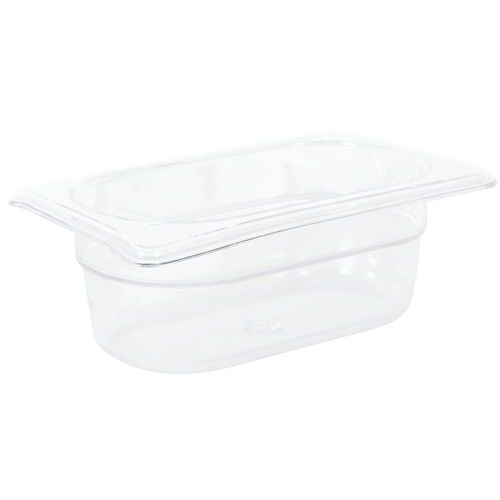 Gastronorm voedselpan 1/9 - Rubbermaid