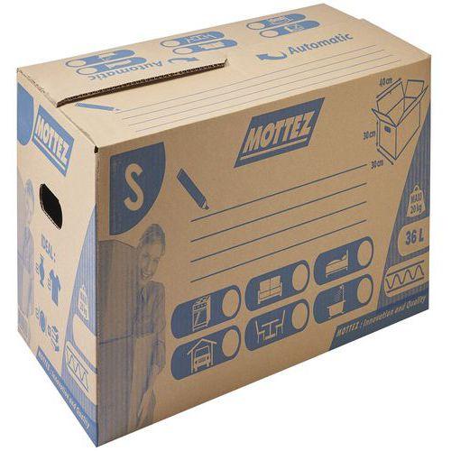 Carton de déménagement 36 litres - Mottez