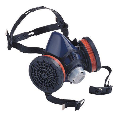 Demi-masque respiratoire réutilisable Premier
