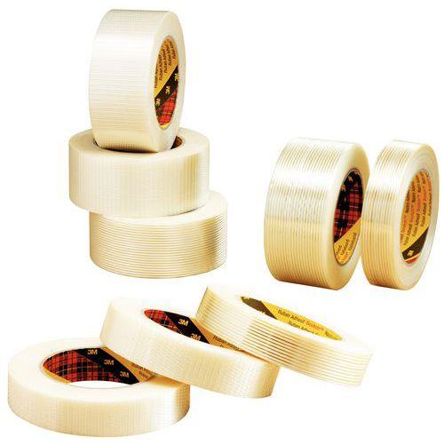 Versterkt tape polypropyleen 3M - 8956
