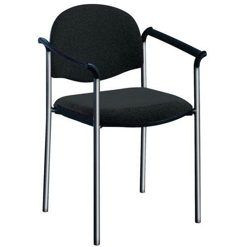 Stoel vito met armleuningen manutan - Comfortabele stoel ...
