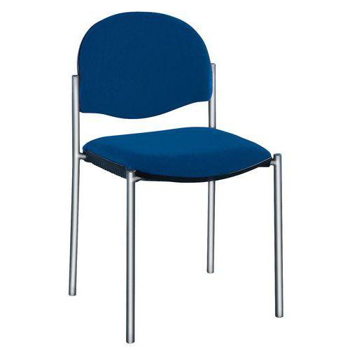 Chaise vito sans accoudoirs for S asseoir sans chaise