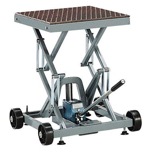 Table élévatrice mobile hydraulique - Force 200 kg