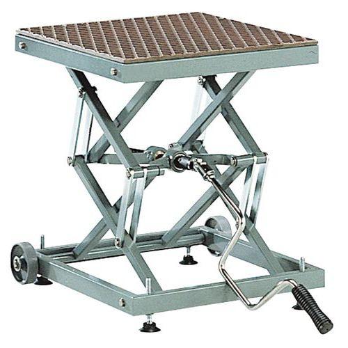 Table élévatrice mobile mécanique - Capacité 100 kg