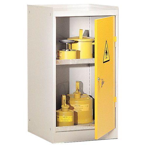 Armoire de stockage - Capacité de stockage 50 L