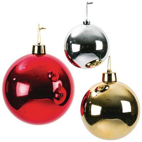 Decoratie Kerstballen Onbreekbaar