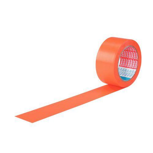 PVC-bepleisteringstape oranje - 4843 - tesa