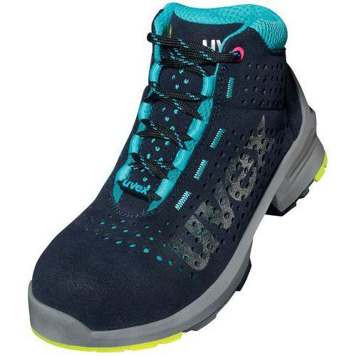 Uvex Werkschoenen.Hoge Veiligheidsschoenen Uvex 1 Ladies S1 Src