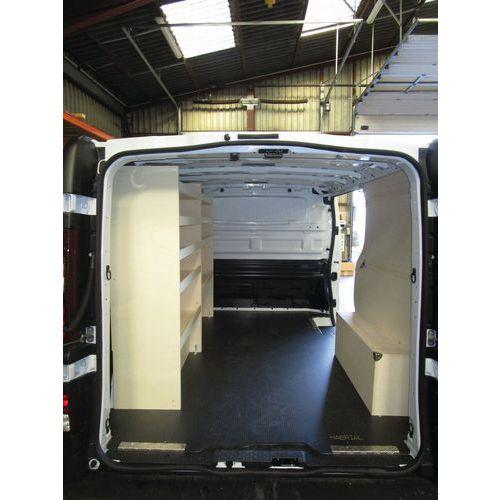 Set kast linkerkant - Bekleding rechterkant - Renault Traffic - Fiat Talento - Opel Vivaro - Nissan NV300