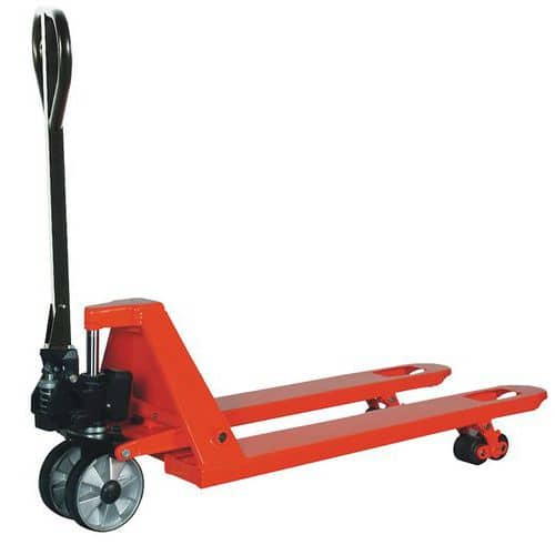 Handpalletwagen - Vork 1150 mm - Hefvermogen 2500 kg