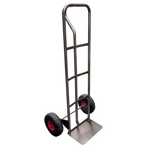 Steekwagen met ergonomische paal