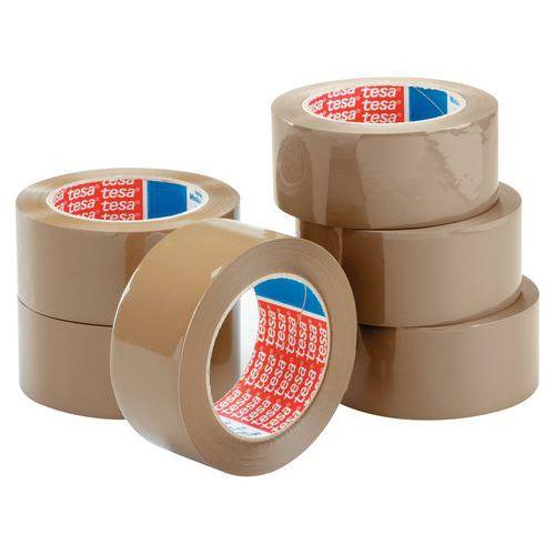 6 rollen tape Hot Melt + 1 dispenser