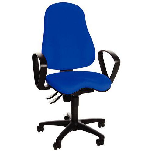 Onderstel Bureaustoel Te Koop.Koop Sitness Bureaustoelen Synchroontechniek Bij Manutan