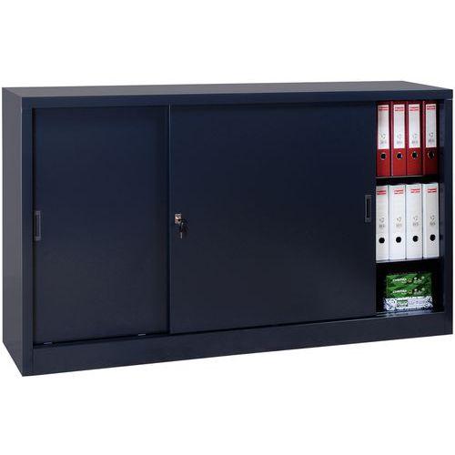 armoire monter avec portes coulissantes basse largeur 160. Black Bedroom Furniture Sets. Home Design Ideas