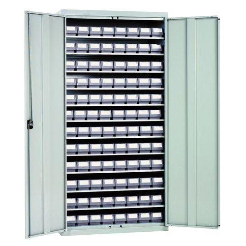 Armoire avec bacs-tiroirs série RK - Profondeur 540 mm