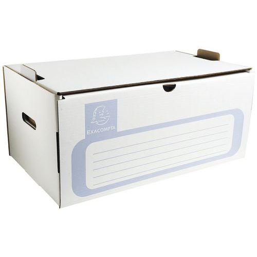 Container pour boites archives dos 100mm