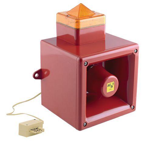 Telefoonbel met lichtsignaal voor analoge telefoon