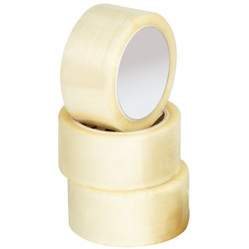 36 rollen tape Hot Melt + 1 dispenser