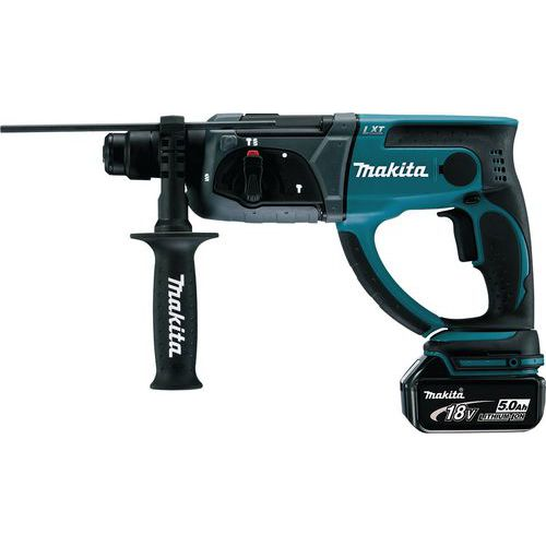 Boor-breekhamer SDS-Plus 18 V 5 Ah 20 mm - Makita