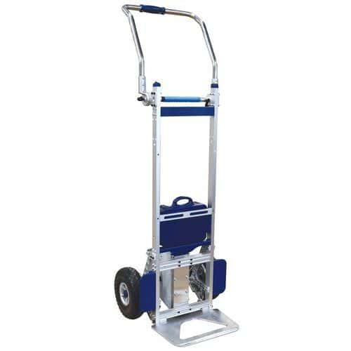 Elektrische steekwagen voor trap, draagvermogen 170 kg - Stockman