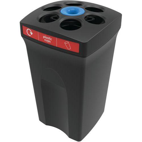 Bekerbak EnvirocupXL plastic cups Vepabins