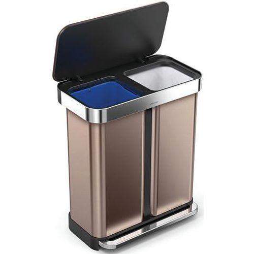 Afvalemmer Liner Pocket Recycler 24+34 liter - Simplehuman