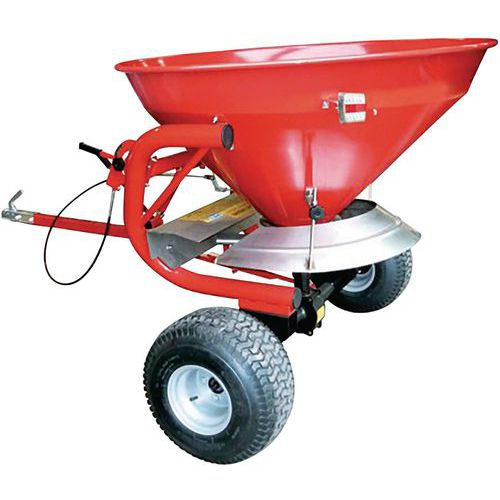 Strooiwagen staal SW 400 - 400 l - Draagvermogen max.: 480 kg - Cemo