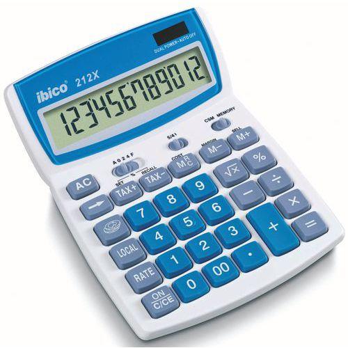 Bureaurekenmachine Ibico 212X
