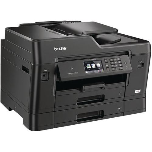 All-in-one-inkjetprinter kleur voor A3 MFC J6930DW - Brother