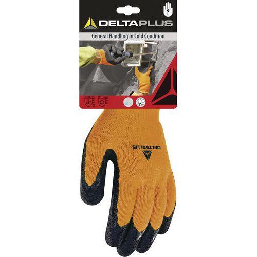 Handschoen gebreid Acryl maat 10