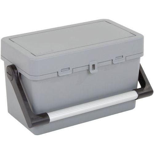 Boîte de rangement avec couvercle Upcycled 40cm Wham