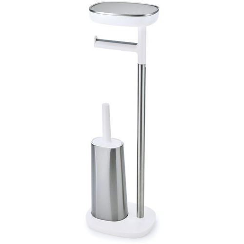 Toiletrolhouder incl Toiletborstel EasyStore Butler Plus Joseph Joseph