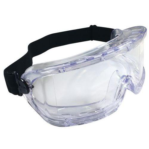 Veiligheidsbril en -masker