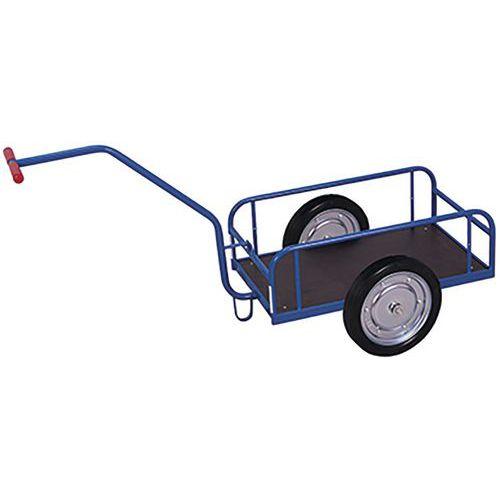 Handwagen zonder wanden