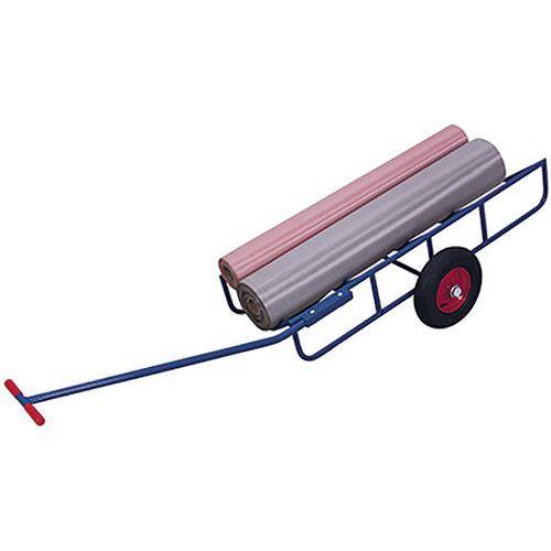 Rolwagen met duwbeugel