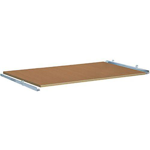 MDF legbord voor etagewagen