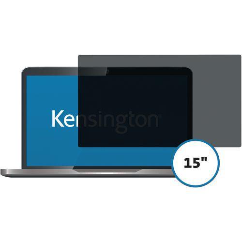 Schermfilter Privacy voor MacBook Pro 15 inch Kensington