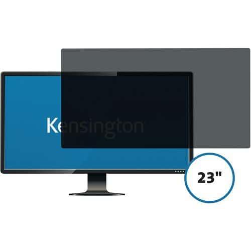 Schermfilter Privacy voor beeldscherm 23 inch 16:9 Kensington
