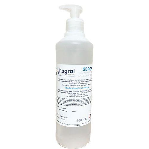 Desinfecterende hydroalcoholische gel
