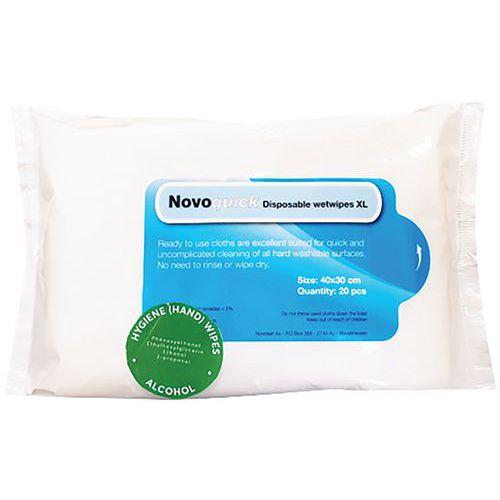Reinigingsdoekjes - Novoquick