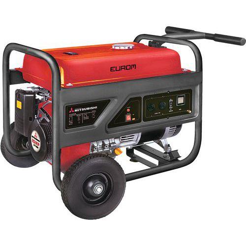Stroomgenerator op benzine MM5500